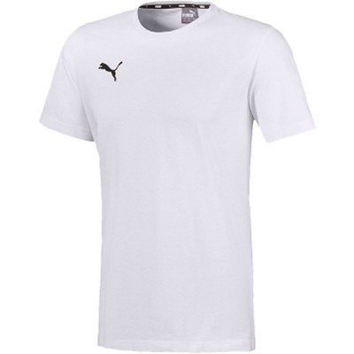 PUMA プーマ TEAMGOAL23 カジュアル Tシャツ PUMA WH-PU 656986-04 サッカー