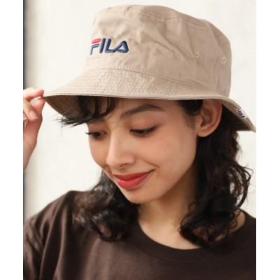 CORPUS TOKYO / 【FILA/フィラ】バケットハット WOMEN 帽子 > ハット
