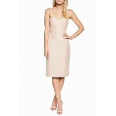 Bardot バルドー ファッション ドレス Bardot Womens Dress Pink Size 6 Sheath Esta Corset Back-Slit