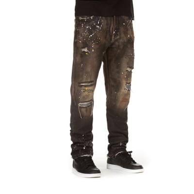 ジーンズ アクー Akoo Empire Canid Jeans in Dry Ale 781-0173