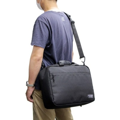 Global Forme Concrete / HAW MISSION BAG AKITSU ハウ ミッション バッグ アキツ 3WAYバッグ MEN バッグ > ビジネスバッグ
