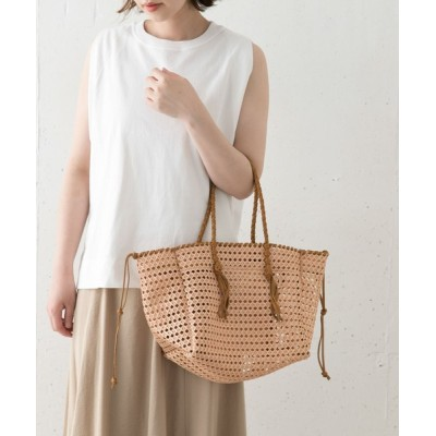 URBAN RESEARCH ROSSO WOMEN / MARY AL TERNA PEEP TOTE BAG SMALL WOMEN バッグ > トートバッグ