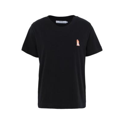 DEDICATED. T シャツ ブラック XS オーガニックコットン 100% T シャツ