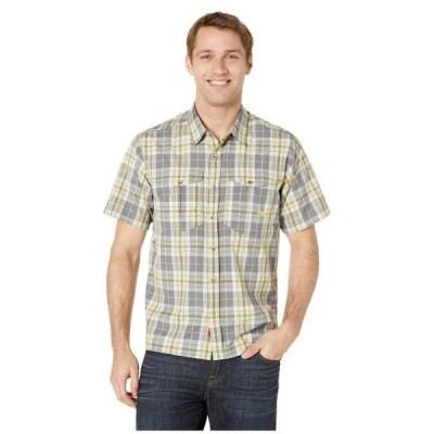 マウンテンカーキ ユニセックス シャツ トップス Equatorial S/S Shirt