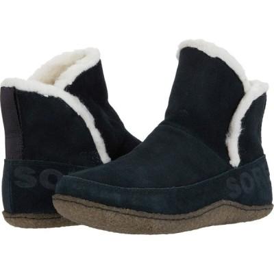ソレル SOREL レディース ブーツ シューズ・靴 Nakiska(TM) Bootie Black/Natural