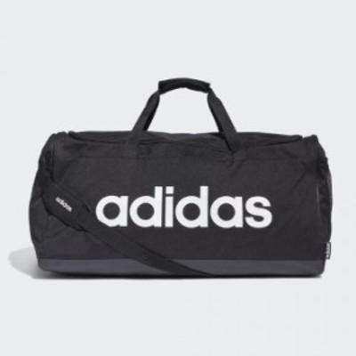 アディダス adidas メンズ レディース スポーツバッグ ボストンバッグ リニアロゴダッフルラージ GVN49 FM2400 【2020SS】