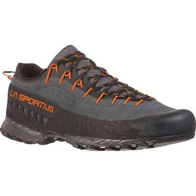 ラスポルティバ シューズ メンズ ランニング La Sportiva Men's TX4 Hiking Shoe Carbon / Flame