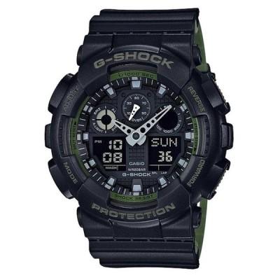 ジーショック メンズ 腕時計 アクセサリー Ana-Digi Strap Watch