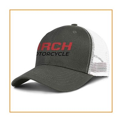 LHSMNCZIRW Hats Unisex Man's Cute Cap Adjustable Mesh Visor Baseball Hat【並行輸入品】