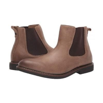 Lucky Brand ラッキーブランド メンズ 男性用 シューズ 靴 ブーツ チェルシーブーツ Milford - Taupe