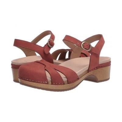 Dansko ダンスコ レディース 女性用 シューズ 靴 ヒール Betsey - Cinnamon Milled Nubuck