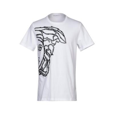 VERSACE COLLECTION T シャツ ホワイト L コットン 100% T シャツ