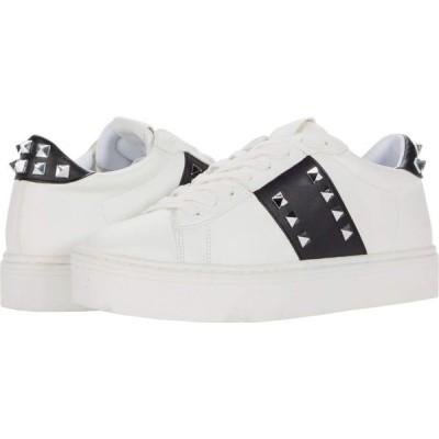 スティーブン ニューヨーク STEVEN NEW YORK レディース スニーカー シューズ・靴 Belen Black/White Multi