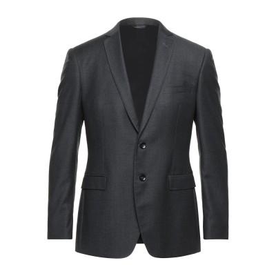 トネッロ TONELLO テーラードジャケット スチールグレー 50 バージンウール 95% / カシミヤ 5% テーラードジャケット