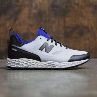 ニューバランス New Balance メンズ スニーカー シューズ・靴 Fresh Foam Trailbuster MFLTBGP gray/light grey/purple