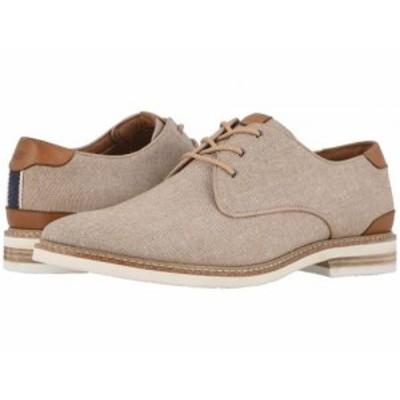 Florsheim フローシャイム メンズ 男性用 シューズ 靴 オックスフォード 紳士靴 通勤靴 Highland Canvas Plain Toe Oxford【送料無料】
