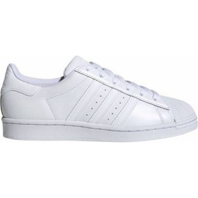 アディダス レディース スニーカー シューズ adidas Originals Women's Superstar Shoes White/White