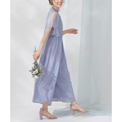 LLレースパンツドレス / 1211140704