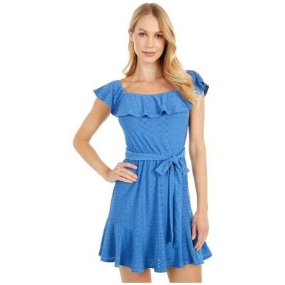 BCBジェネレーション レディース ワンピース トップス Day Short Sleeve Woven Dress - TTC6302312