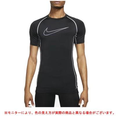 NIKE(ナイキ)NP DF タイト S/S トップ(DD1993)トレーニング スポーツ フィットネス ランニング 半袖 Tシャツ 速乾 メンズ