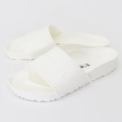ビルケンシュトック サンダル メンズ レディース バルバドス EVA ホワイト レギュラーフィット (幅広) BIRKENSTOCK BARBADOS EVA