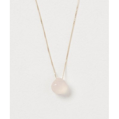 TONE / 【V&SSS】K18 natural stone necklace WOMEN アクセサリー > ネックレス