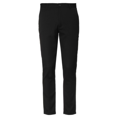 MINIMUM パンツ ブラック 50 ポリエステル 80% / レーヨン 15% / ポリウレタン 5% パンツ