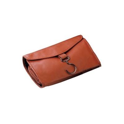 ラゲッジ スーツケース ルイスレザー Royce Leather Hanging Toiletry Bag Tan 264-5  T