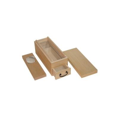 桐製 鰹節削り器 K7746