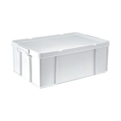 天馬 ロックス モノ 660M W440×D660×H243mm ホワイト 1個 生活用品 インテリア 雑貨 オフィス家具 オフィス収納[▲][TP]
