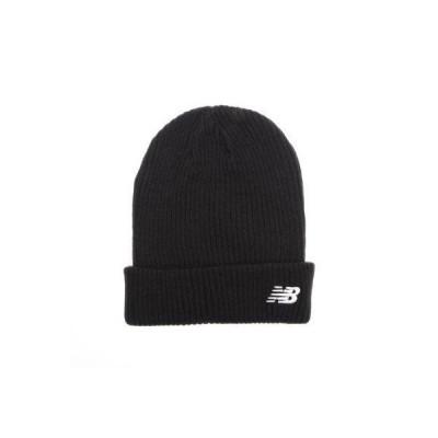 ニューバランス new balance メンズ ニット帽 JACL0754 JACL0754 (ブラック)