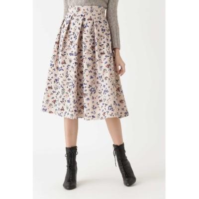JILLSTUART (ジルスチュアート) レディース ◆マギーフラワースカート BEIGE(040) 4