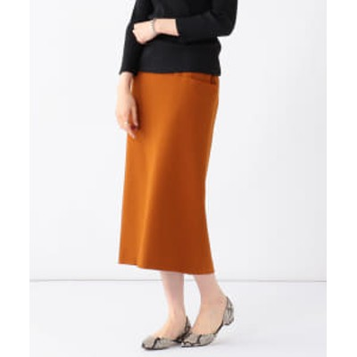【アウトレット】Demi-Luxe BEAMS / サイドポケット タイトスカート