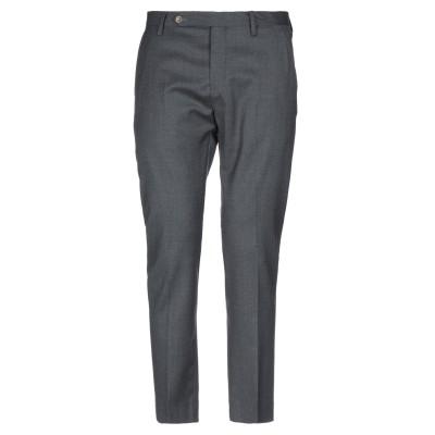 アントレ アミ ENTRE AMIS パンツ 鉛色 30 バージンウール 99% / ポリウレタン 1% パンツ
