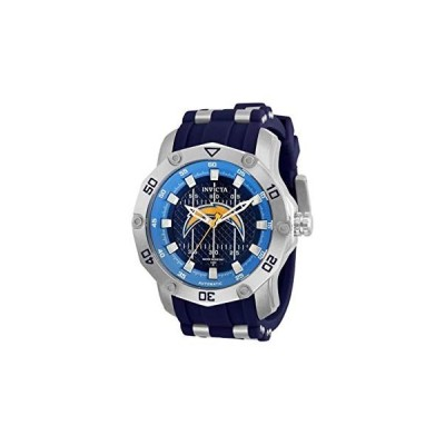 インビクタ Invicta NFL Los Angeles Chargers Automatic Men's Watch 32024 並行輸入品