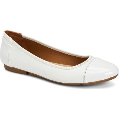 アルファニ Alfani レディース スリッポン・フラット シューズ・靴 Step 'N Flex Tavii Flats White