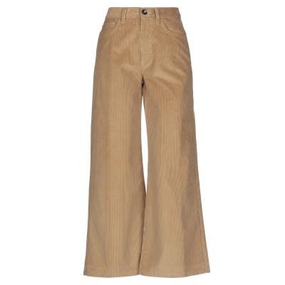 NINE:INTHE:MORNING パンツ キャメル 25 コットン 96% / カシミヤ 4% パンツ