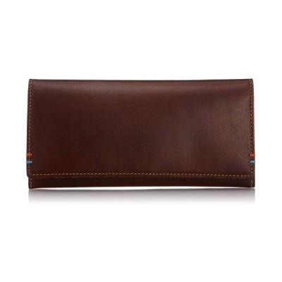 [アレグロ] 財布 ロッソ イタリー製牛革 タンニンなめし ブラウン