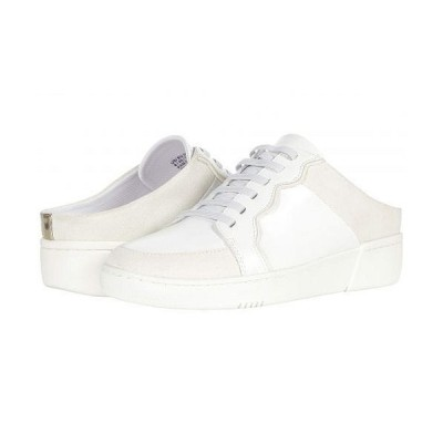 Kenneth Cole New York ケネスコールニューヨーク レディース 女性用 シューズ 靴 スニーカー 運動靴 Kam Court Mule - White 1