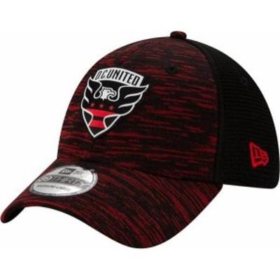 ニューエラ メンズ 帽子 アクセサリー New Era Men's D.C. United Classic 39Thirty On Field Stretch Fit Hat