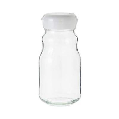 東洋佐々木ガラス 漬け上手 フルーツシロップびん ポット ホワイト 930ml 日本製 I-77827-W-JAN-S