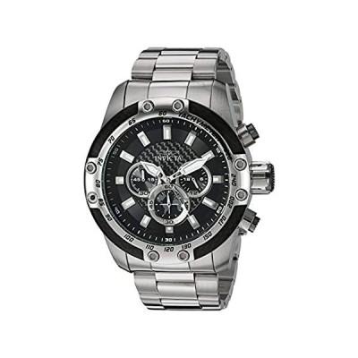 Invicta Men's Speedway Stainless Steel Quartz Watch with Stainless-Steel St