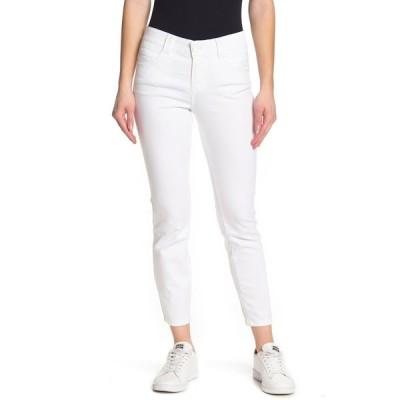 デモクラシー レディース デニムパンツ ボトムス Ab Tech Ankle Skimmer Skinny Jeans OPW OPTIC