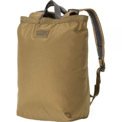 ミステリーランチ Mystery Ranch ユニセックス バックパック・リュック バッグ Booty Bag 16L Backpack Coyote