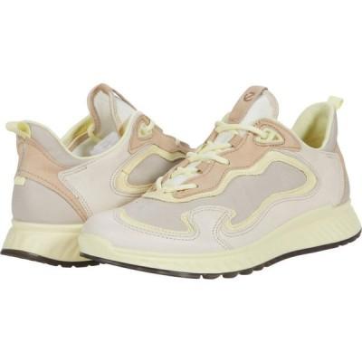 エコー ECCO レディース スニーカー シューズ・靴 ST.1 Trend Sneaker Multicolor Limestone Cow Leather/Cow Leather/Cow Leather