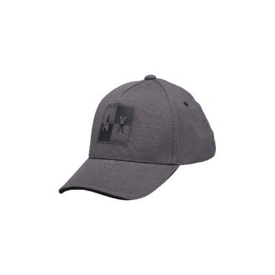 A|X ARMANI EXCHANGE / 【A|Xアルマーニ エクスチェンジ】スクエアロゴ パネルキャップ MEN 帽子 > キャップ