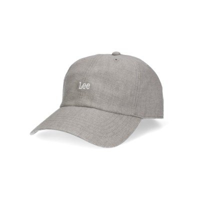 【オーバーライド】 Lee LOW CAP LINEN ユニセックス グレー 57cm~59cm OVERRIDE