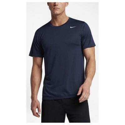 ナイキ Nike メンズ フィットネス・トレーニング トップス Legend 2.0 Short Sleeve T-Shirt Obsidian/Light Grey