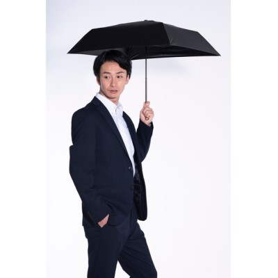 MOONBAT / masu【晴雨兼用メンズ日傘】 無地 MEN ファッション雑貨 > 折りたたみ傘