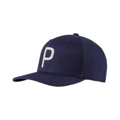 【プーマ】 ゴルフ P 110 スナップバック キャップ メンズ PEACOAT OSFA PUMA